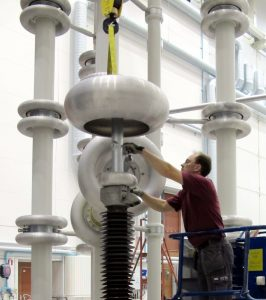 High Voltage Tests | STRI High Voltage Testing
